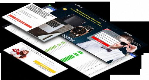 пример бизнес сайта в Брянске