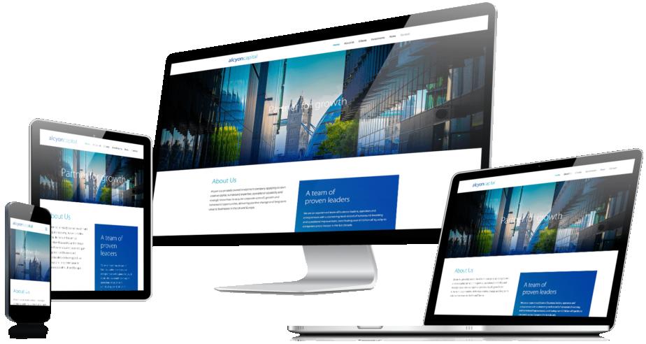 Разработка дизайна сайта в Брянске